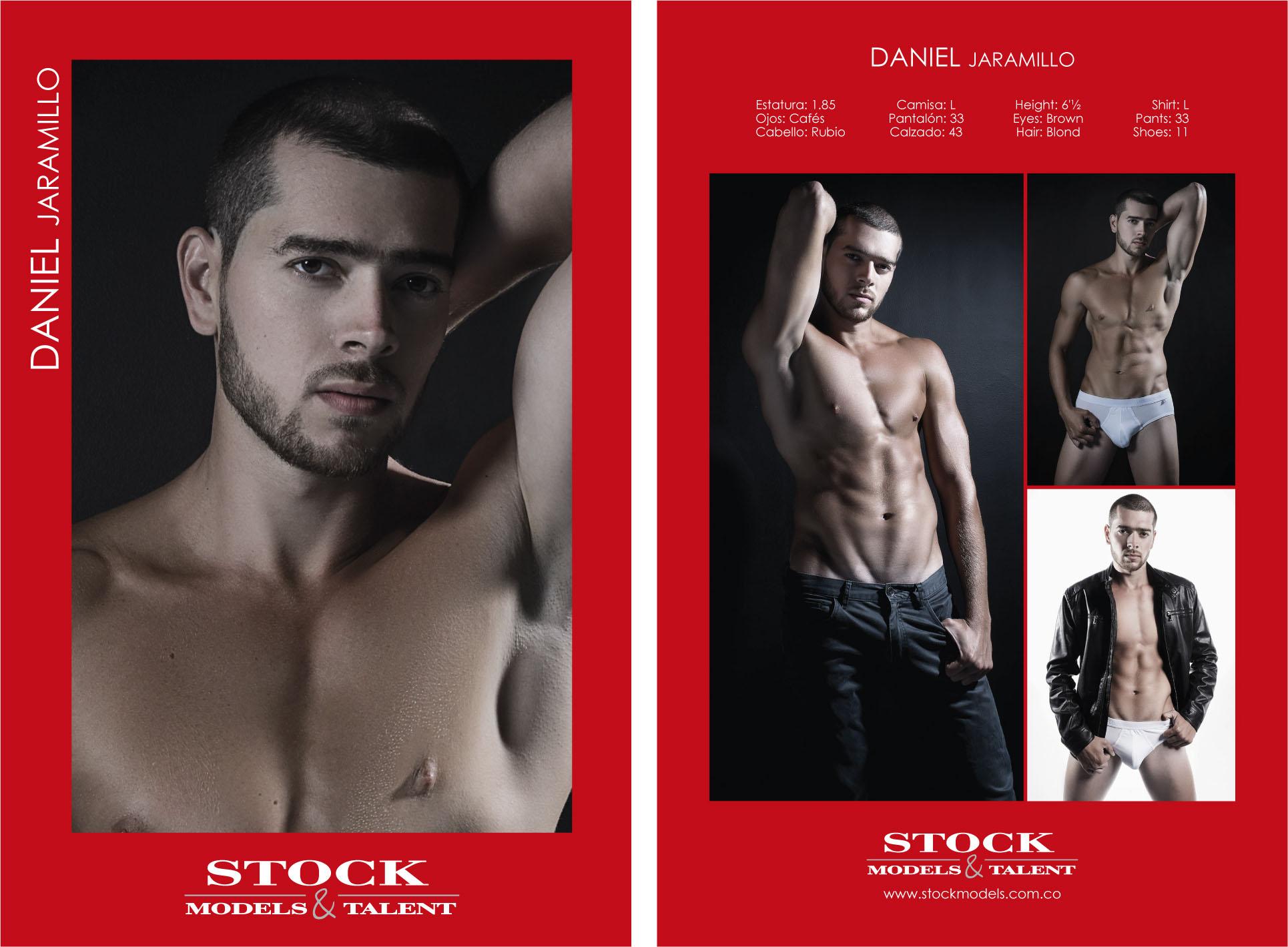 Masculinos Medellín Stock Models Talent